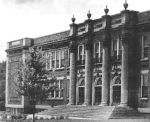 Old Clairton High School Building